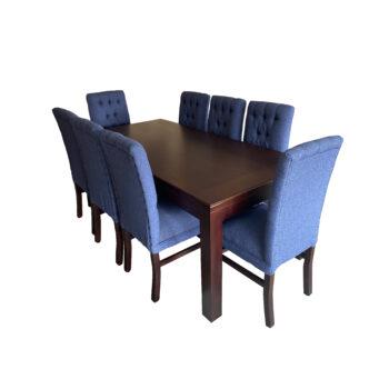 Comedor Marsella 8 sillas 2,00×1,00